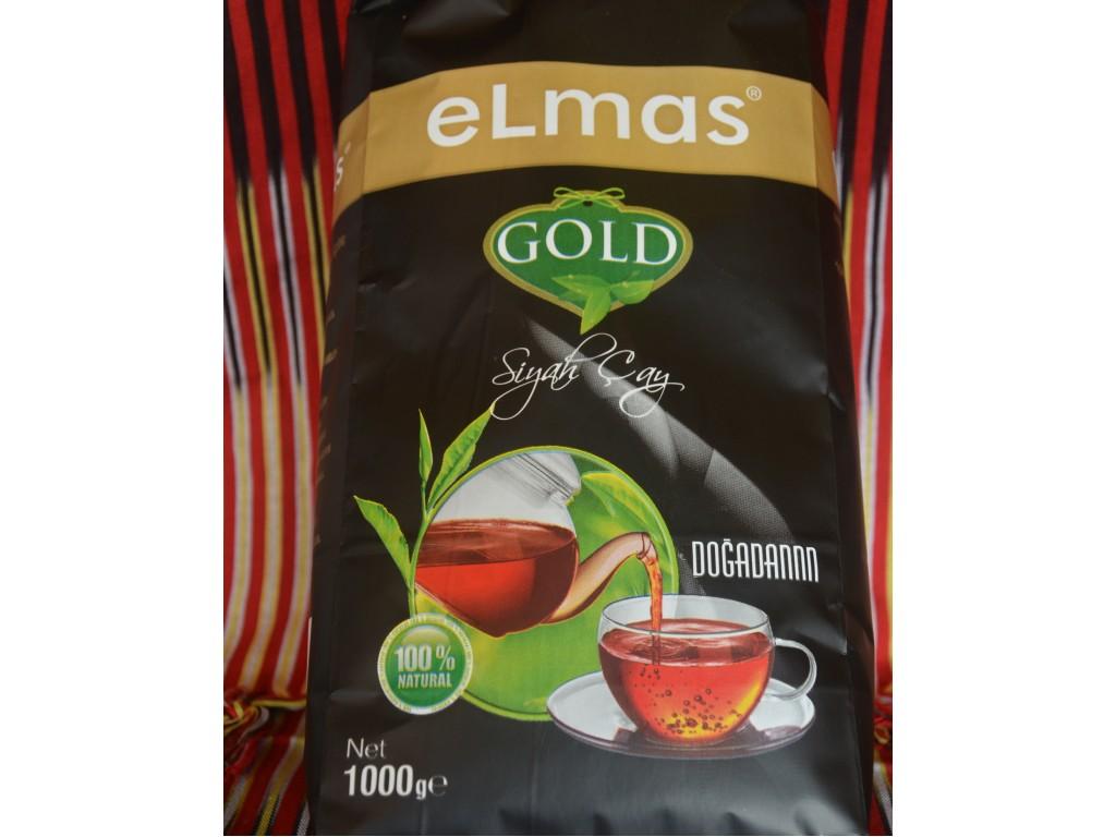 ELMAS GOLD SİYAH ÇAY 1000 GR